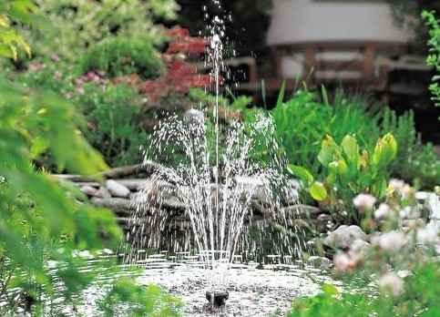 насадка тюльпан для фонтана