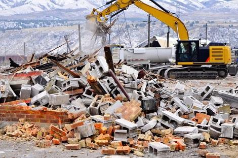 понятие строительный мусор